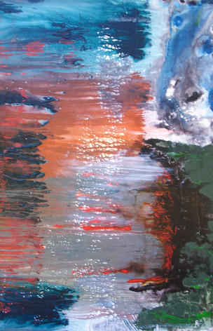 """Sunset at Coal Creek"" by alan baddiley"