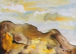 """Onehunga Bay Point""  by alan baddiley"