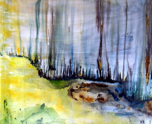 """Forest Fire"" by alan baddiley"