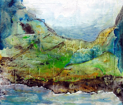 """""""Cliffs"""" by alan baddiley"""