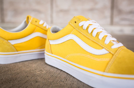 Vans – Old Skool Yellow
