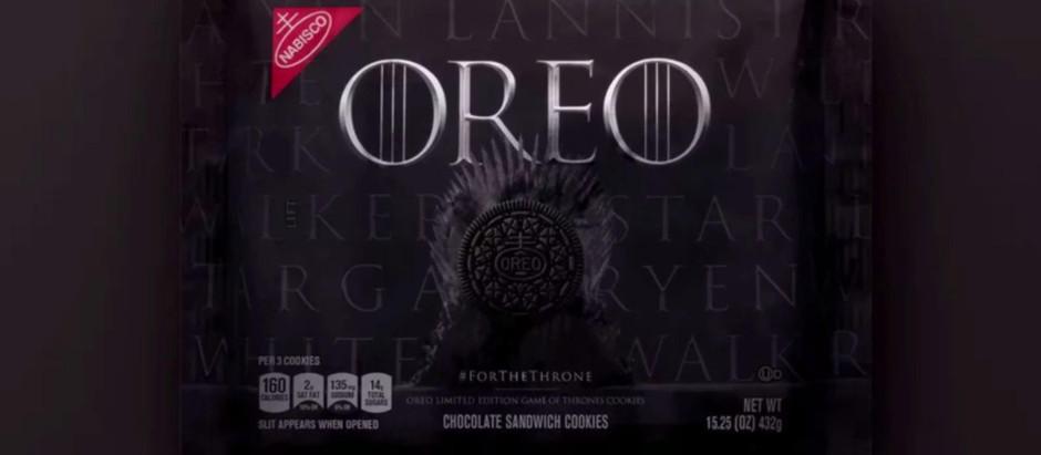 Game of Oreos