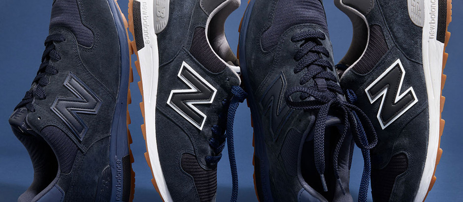 New Balance 1400 - Midnight Sky