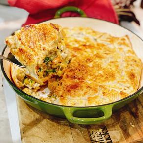 Chicken Pie - Ultimate Comfort Food