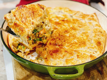 Chicken Pie - Ultimate Comfort Food