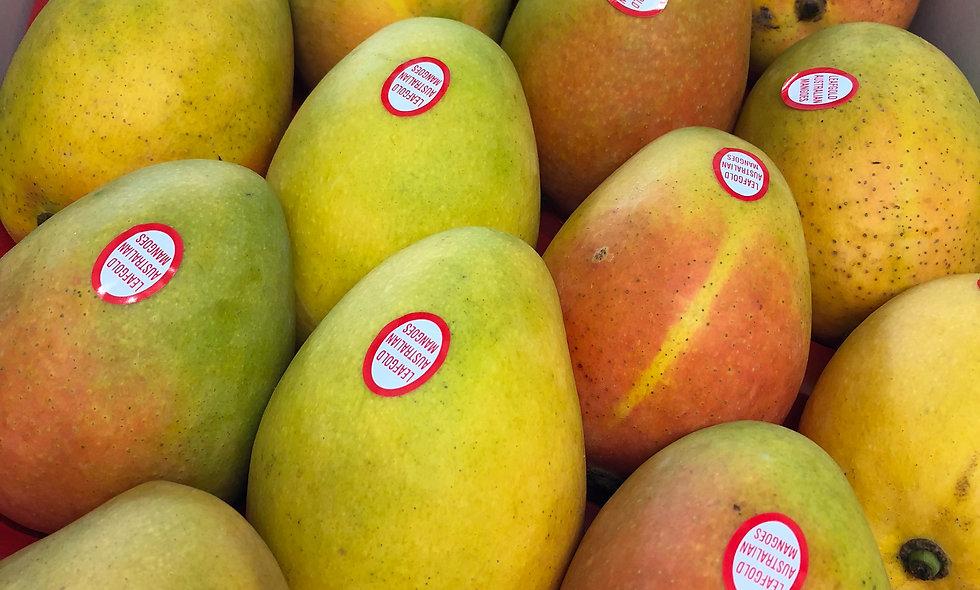 Boxa Mangoes