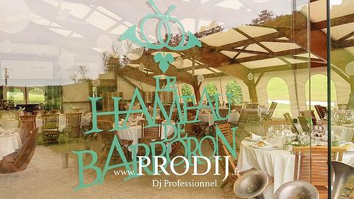 prodij dj dijon beaune cote d'or bourgogne mariage évenement soirée bohème folk bois champetre vintage hameau barboron