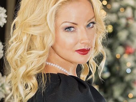 OLGA TARAN fondatrice et éditrice en chef du magazine Hello Monaco : présentation.