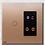 Thumbnail: Interruptor tipo touch simple doble para RCA y cable de parlante