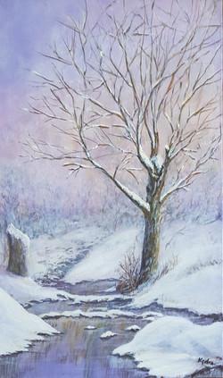 Seasons II Winter Creek