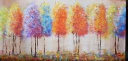 Tree Parade II