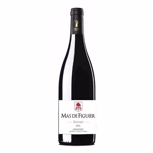 Mas de Figuier - Roman 2018 AOP Languedoc - Cinsault/Syrah/Grenache