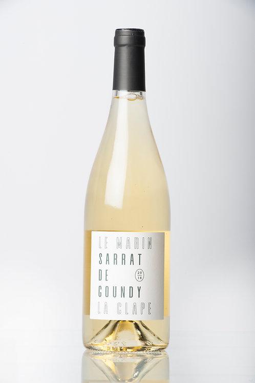 Sarrat de Goundy - Le Marin 2018 AOP La Clape - Bourboulenc blend