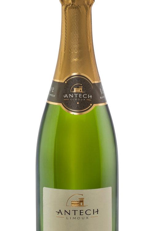 Antech - Reserve Brut 2016   AOC Blanquette de Limoux - Mauzac/Chenin/Chardonnay