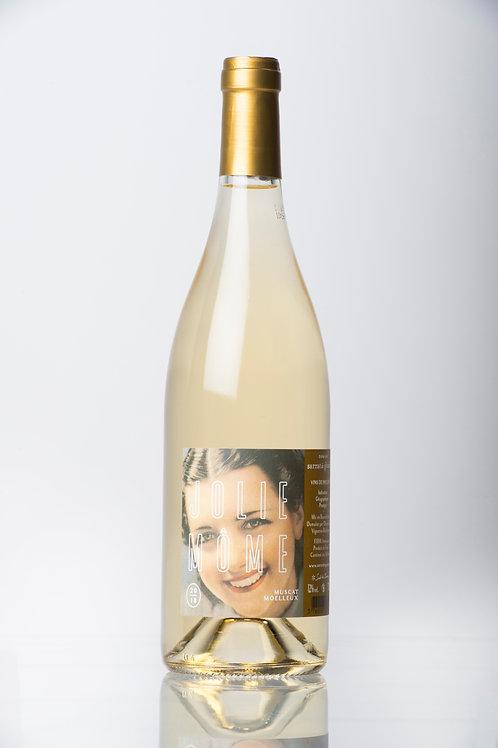 Sarrat de Goundy - Jolie Mome 2018 Vin de pays Oc La Clape - Muscat sec perlant