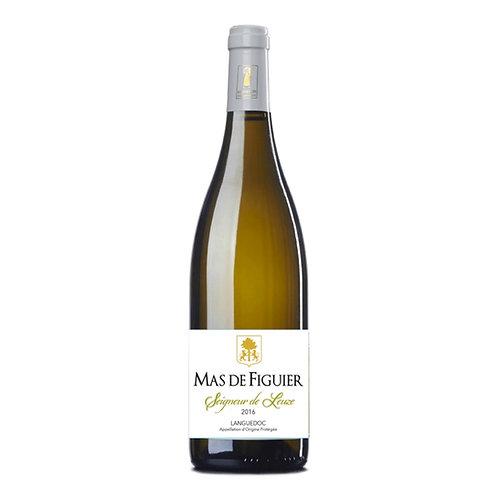 Mas de Figuier - Seigneur de Leuze Blanc 2018 AOP Languedoc  - Grenache blanc