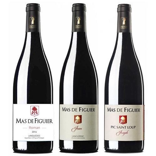 Mas de Figuier · Mix · AOP Languedoc