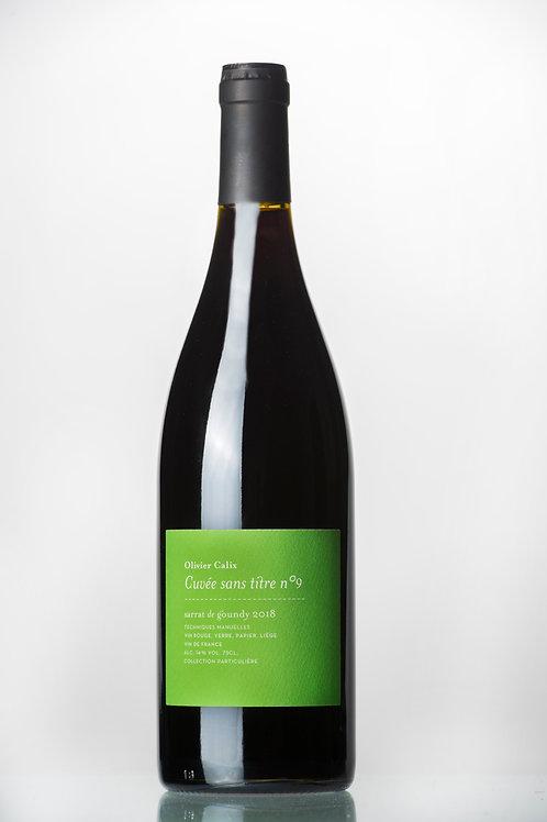 "Sarrat de Goundy ""Cuvée No9"" 2020 - Nielluccio - Vin de France"