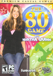 "The 80""s Game with Martha Quinn"