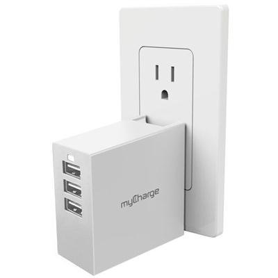 POWERBASE 3 USB Charging Hub