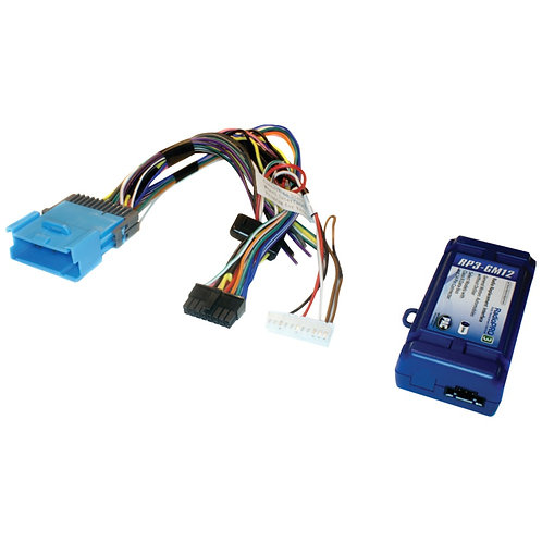 PAC RP3-GM12 Radio Replacement Interface for Select GM Vehicles (Class II Databu