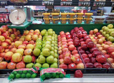 Produce: Farm to Table