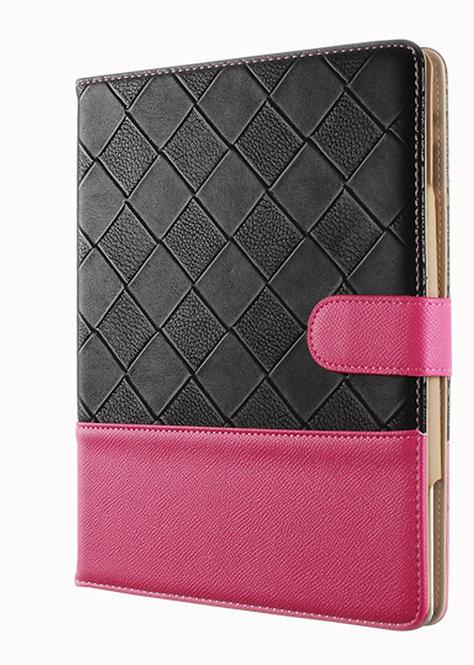 Superior Protective Case for IPad 4/3/2 Black & Pink (Cozy Corner)