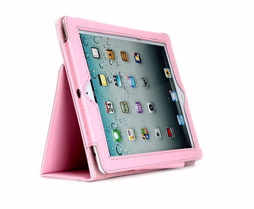 Superior Protective Case for IPad 4/3/2 Pink (Queen Party)