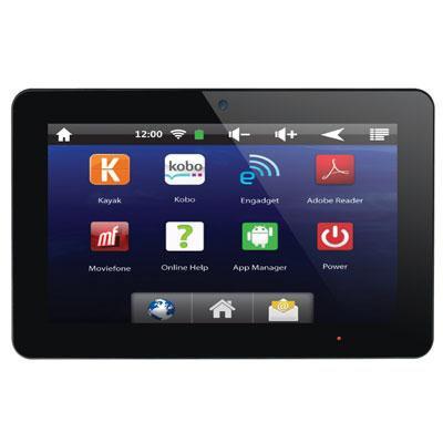 """10.1"""" Quad Core BT Tablet"""