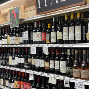 Best Italian Wines in the SGV