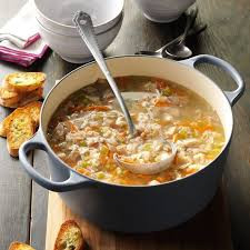 turkey leftover soup