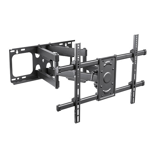 STANLEY THX-DDS6415FM 37-Inch to 80-Inch Extra-Large Full-Motion Dual-Arm TV Mou