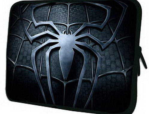 Unique 10-10.6 Inch Laptop Sleeve Lovely Laptop Sleeve Spider