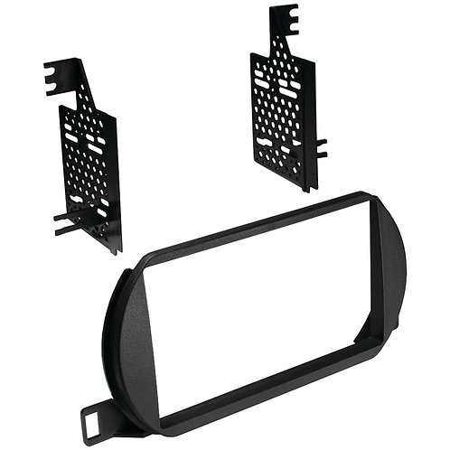 Best Kits and Harnesses BKNDK705 Double-DIN Kit for Nissan Altima 2002 through 2