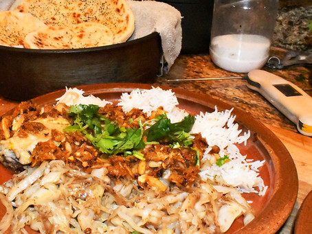 GHEE WHIZ! Part 2: Shahi Murgh (Royal Chicken)