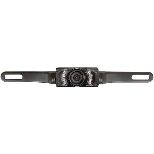 Pyle PLCM10 License Plate-Mounted Backup Camera