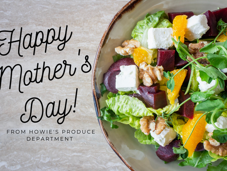 Healthy Meals for Mom on Mother's Day