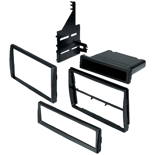 Best Kits and Harnesses BKNDK726 Double-DIN/Single-DIN with Pocket Kit for Nissa