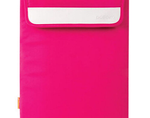 15-15.6 Inch Laptop / Notebook Computer / MacBook Sleeve Case Bag PINK