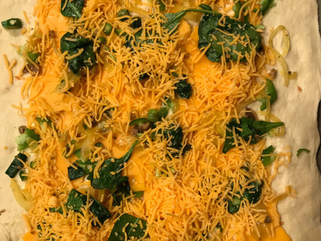 Recipe: Cheddar Jalapeno Stromboli