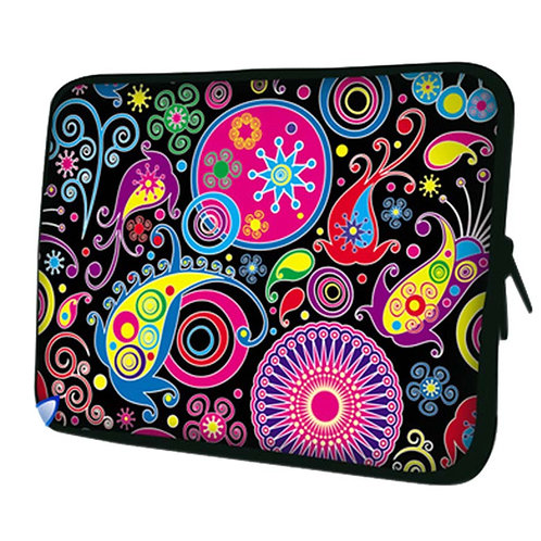 Colourful Laptop/Tablet Computer Bags, Protective Sleeves