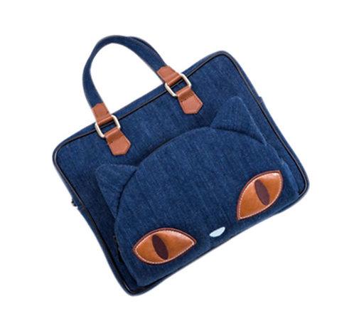 Portable Laptop Bag Cute Liner Bag Zipper Handbag Funky Laptop Sleeves
