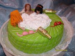 Торт мужской