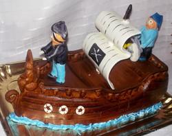 Торт транспорт