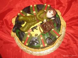 Торт военному