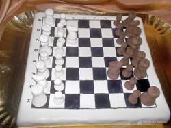 Торт спорт