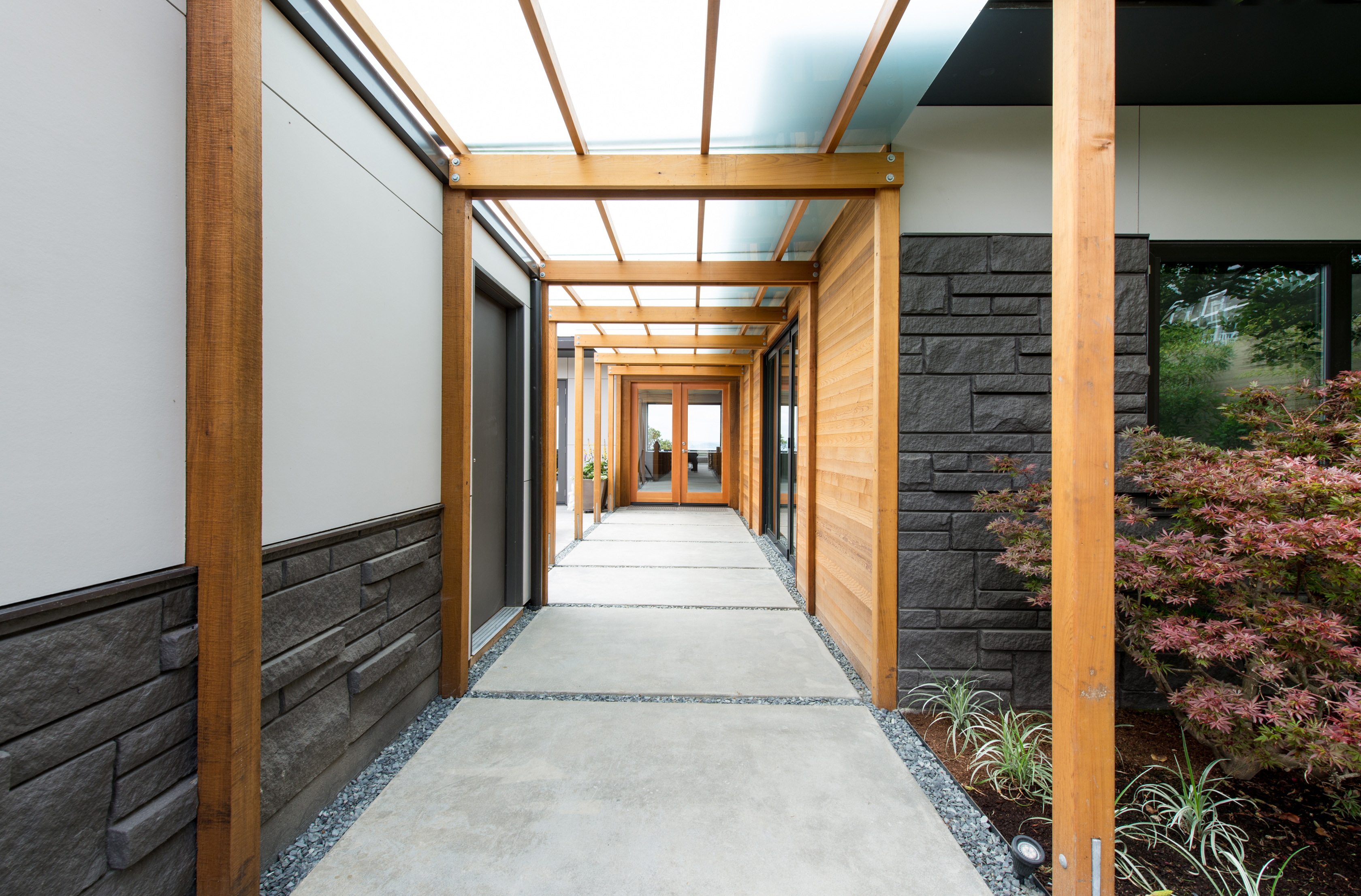 BUILD LLC Magnolia Ext. Entry 02