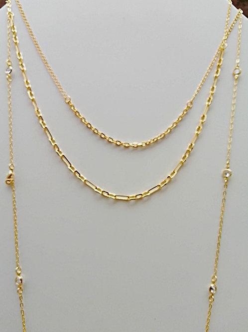 Colares: Tiffany, Cartier, Elo Português