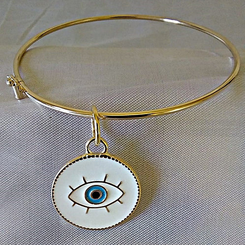Bracelete Fio Olhar