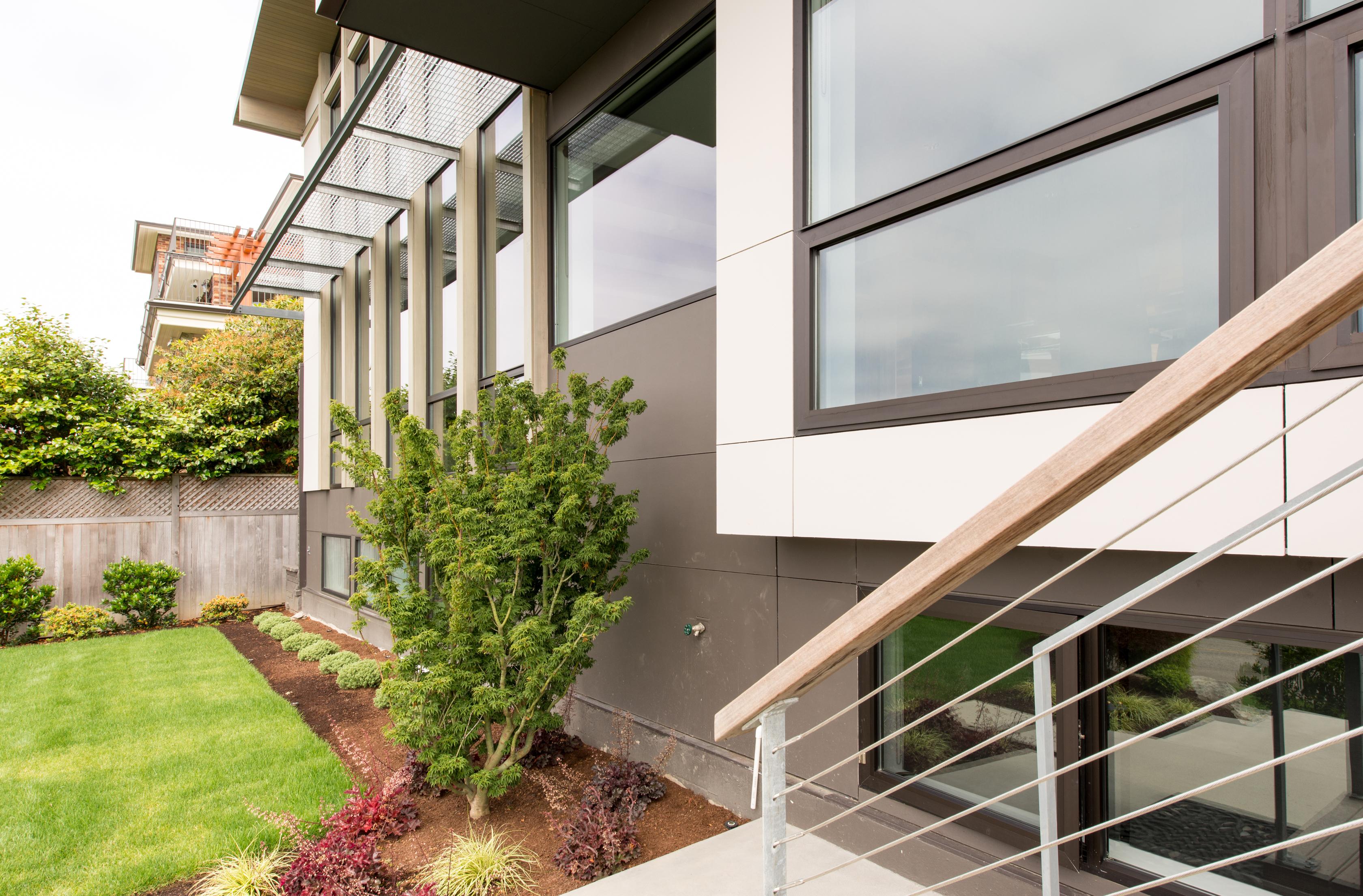 BUILD LLC Magnolia Ext. Dtl. 05